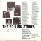 Rolling Stones (The) - Rolling Stones Now!, Back Cover
