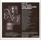 Rolling Stones (The) - Out Of Our Heads (UK), Back Cover