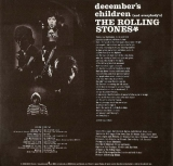Rolling Stones (The) - December's Children, Back Cover