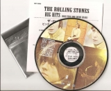 Rolling Stones (The) - Big Hits: High Tide and Green Grass (US), Disc, Insert, & still sealed Collector Card