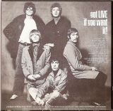 Rolling Stones (The) - Got Live If You Want It!, Back Cover