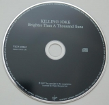 Killing Joke - Brighter Than A Thousand Suns, CD
