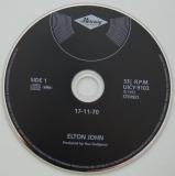 John, Elton - 17-11-70 (Live), CD
