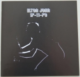 John, Elton - 17-11-70 (Live), Lyric book