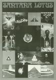 Santana - Lotus, 1974 Poster