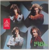 Van Halen - 1984, Back cover