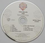 Van Halen - 1984, CD