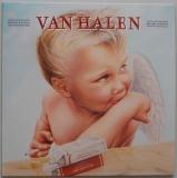 Van Halen - 1984, Front Cover