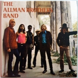 Allman Brothers Band (The) - The Allman Brothers Band, Front cover