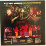 Jefferson Airplane - Thirty Seconds Over Winterland, Back cover