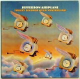 Jefferson Airplane - Thirty Seconds Over Winterland, Front cover