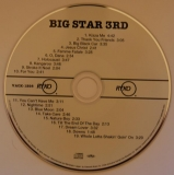 Big Star - 3rd (aka Sister Lovers), CD