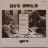 Big Star - 3rd (aka Sister Lovers), Inner sleeve A