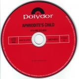 Aphrodite's Child - It's Five O'Clock, CD
