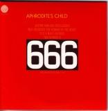 Aphrodite's Child - 666, Front Cover