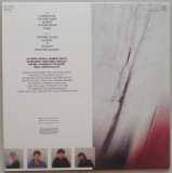 Cure (The) - Seventeen Seconds , Back cover