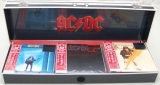 AC/DC - Guitar Case Box, Filled box