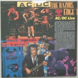 AC/DC - Live, Inner sleeve side A