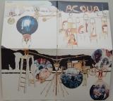 Acqua Fragile - Acqua Fragile, Cover unfold