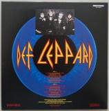 Def Leppard - Adrenalize , Back cover