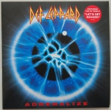 Def Leppard - Adrenalize , Front Cover