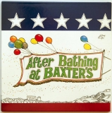 Jefferson Airplane - After Bathing At Baxter's (+4), Back cover