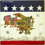 Jefferson Airplane - After Bathing At Baxter's (+4), Front cover