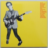 Costello, Elvis - My Aim Is True, Back cover