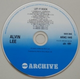 Lee, Alvin - Let It Rock, CD