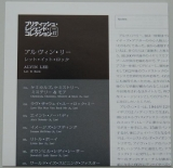 Lee, Alvin - Let It Rock, Lyric book