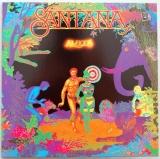 Santana - Amigos, Front cover