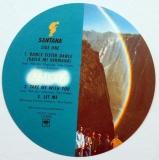 Santana - Amigos, Insert 1
