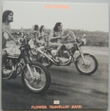 Flower Travellin' Band - Anywhere, Front Cover