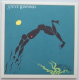 Winwood, Steve - Arc Of A Diver, Front cover
