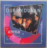 Duran Duran - Arena, Front Cover