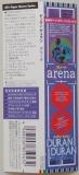 Duran Duran - Arena, OBI