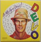 Devo - Q: Are We Not Men? A: We Are Devo , Back cover