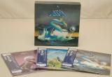 Asia - Asia Box, Box contents
