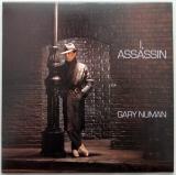 Numan, Gary - I Assassin +7, Front cover