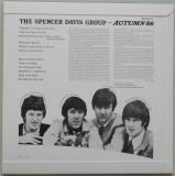 Spencer Davis Group - Autumn'66 +8, Back cover