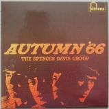 Spencer Davis Group - Autumn'66 +8, Front Cover