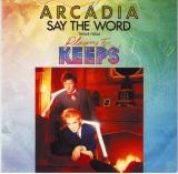 Arcadia (Duran Duran) - The Singles Boxset, CD5 Sleeve [Front]