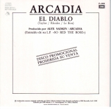 Arcadia (Duran Duran) - The Singles Boxset, CD6 Sleeve [Back]