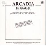 Arcadia (Duran Duran) - The Singles Boxset, CD6 Sleeve [Back]