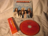 Aerosmith - Aerosmith, Inserts and CD