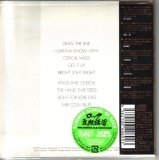 Aerosmith - Draw The Line, Back Cover