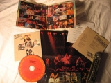 Aerosmith - Live Bootleg, Inserts and CD