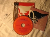Aerosmith - Greatest Hits, inserts and CD