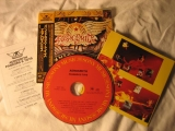 Aerosmith - Pandora's Toys, inserts and CD