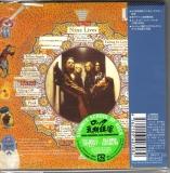Aerosmith - Nine Lives, Back Cover
